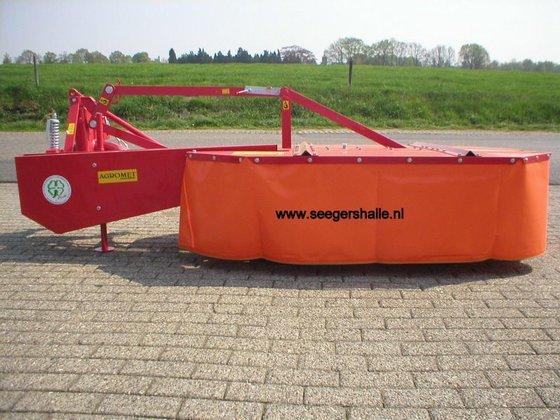 Agromet cyclomaaier in Halle, Netherlands