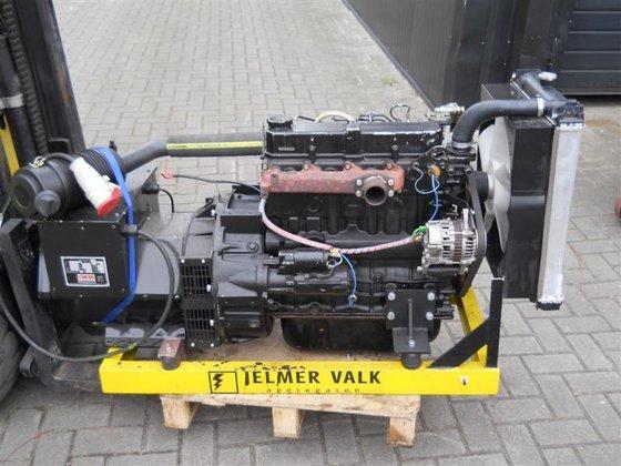 Mitsubishi 27,5 kVA in Groningen,