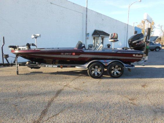 2016 Bass Cat Boats Puma 20 FTD DC in Hutchinson, KS, USA