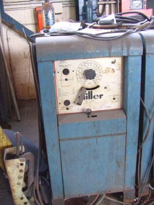 MILLER, No. SR-220-32, tig, torches