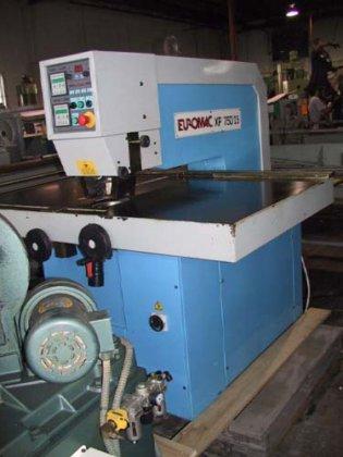 25 Ton, EUROMAC, #XP 750/25,