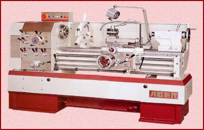 "ACER 17"" Series Lathes in"
