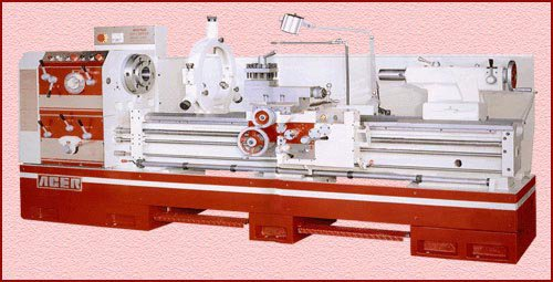 "ACER 29"" Series Lathes in"