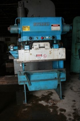35 Ton, WYSONG, No. H-3552,