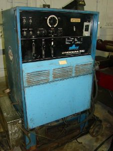 MILLER, No. SYNCROWAVE 300, torches,
