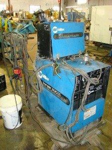 MILLER, No. SHOPMASTER 300 AC/DC,