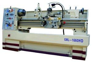 GMC GML-1640HD, Engine Lathe, 6