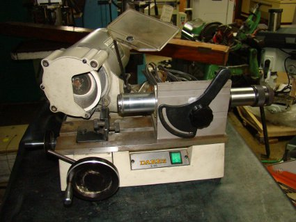 No. E-85, DAREX, endmill sharpener,