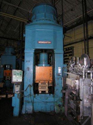 800Ton, Weingarten, Model PSS225, (2)