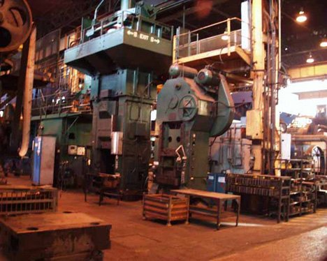 """2000Ton, Hasenclever, 600""""Str, Type HSPR"""