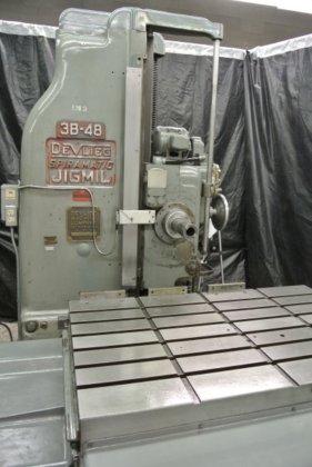 "3"", DeVlieg 3B-48, Precision Boring"