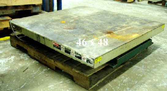 4000 Lb., SOUTHWORTH, LS4 36,