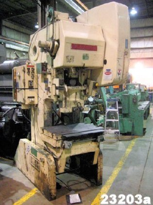 60 Ton, BLISS, Mod. C-60,