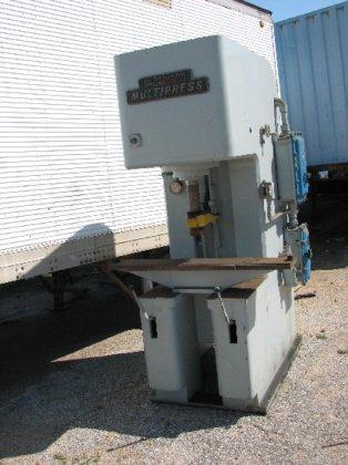 35 Ton, DENNISON, Model LA35C92D13,