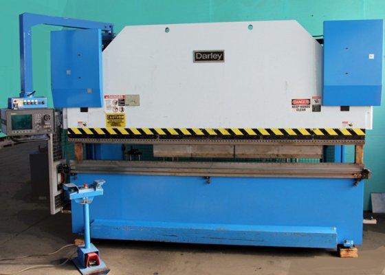 165 Ton, Darley EHP150-36/31, De-Lem