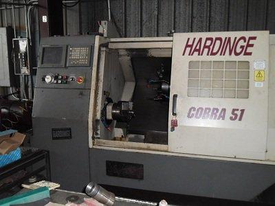 Hardinge Cobra 51, Fanuc 21T,