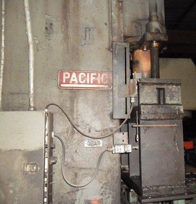 "75 Ton Pacific, 24""Str, 28""DLO,"