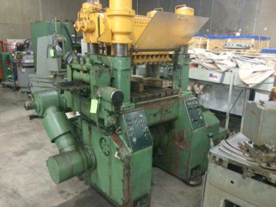 60 Ton, BRUDERER, No. BSTA60,