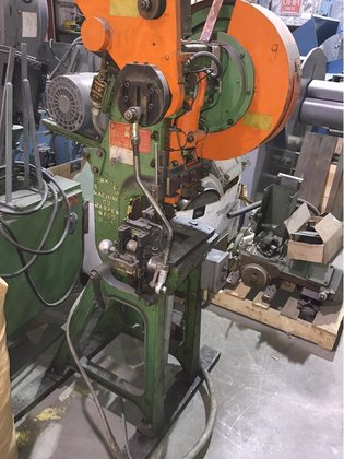 9 Ton, PERKINS, AIRCLUTCH PRESS