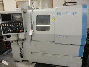 Hardinge Elite 851, Fanuc 18iTB,
