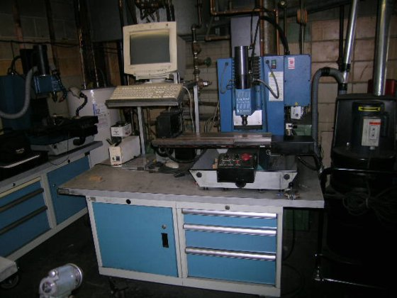 Pro-Lite 2000, 4th Axis, w/Toolchanger,