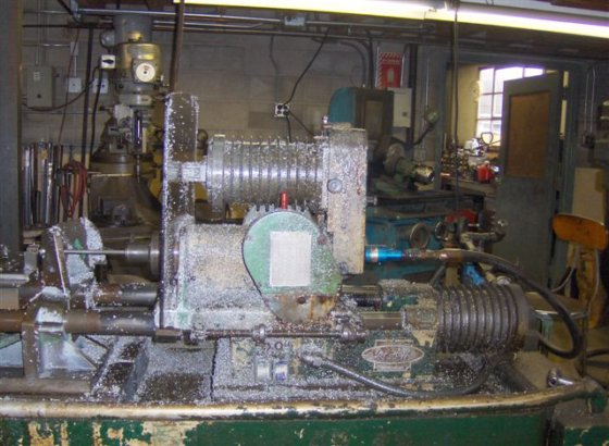 "10""Str, 1/2"", DeHoff, Single Spindle,"