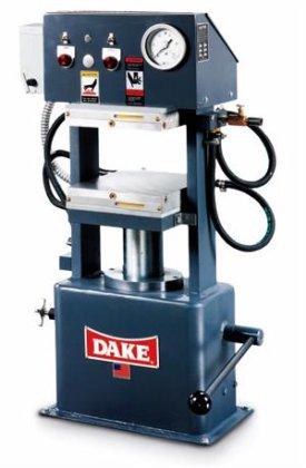 LAB PRESS, DAKE, 75 Ton,