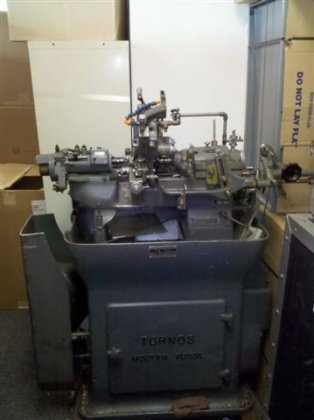 """9/32"""" Tornos M7, 1400-8000RPM 20Steps,"""