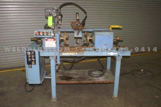 Bancroft, Bancroft Model 605 Welding