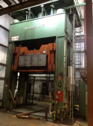 1500 Ton WILLIAMS & WHITE,