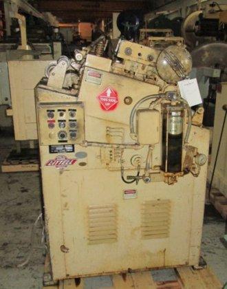 """12"""" Littell Powered Straightener Model"""