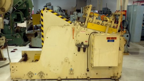 8000 Lbs ROWE Model# C3-20/8J