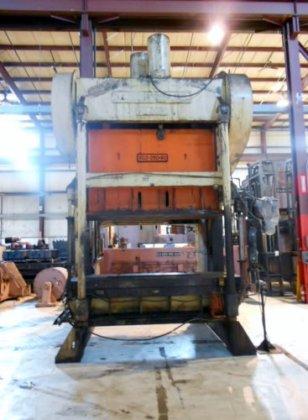 250 Ton USI Clearing SG2-250,