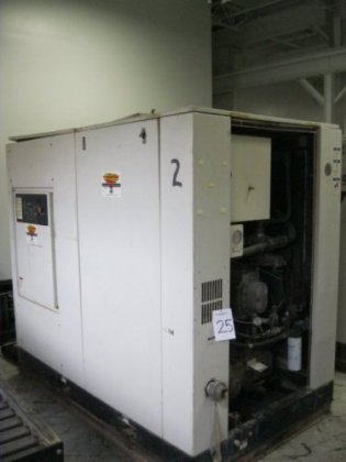 288 CFM, 125 PSI Ingersoll