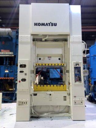 """300 Ton KOMATSU E2M-300, 7.8"""""""
