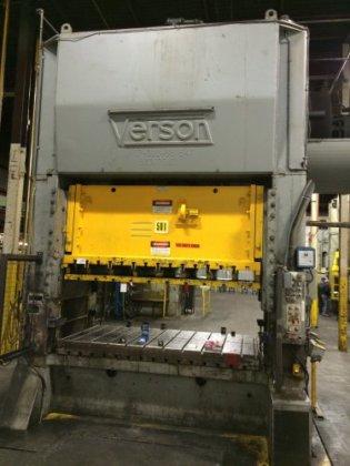 """300 Ton VERSON S2-300-96-54t, 12"""""""