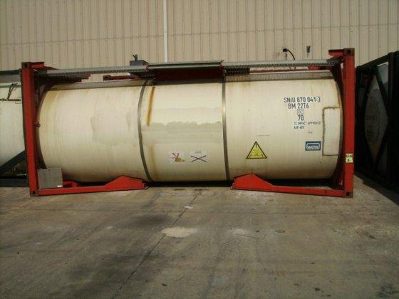 IMO 1 Acid Tank -