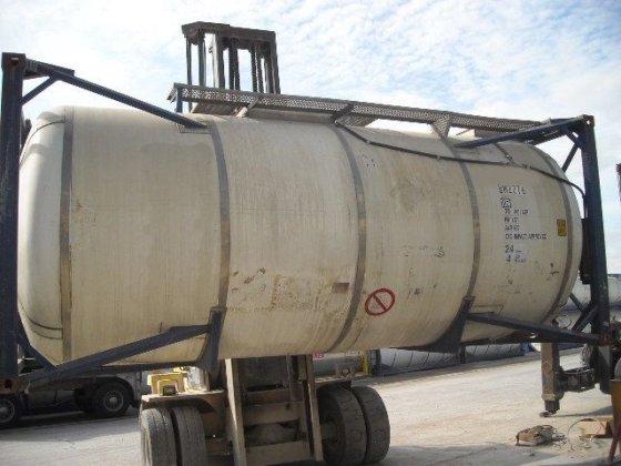 Hydrogen Peroxide 17.5cbm, BSL Transport,