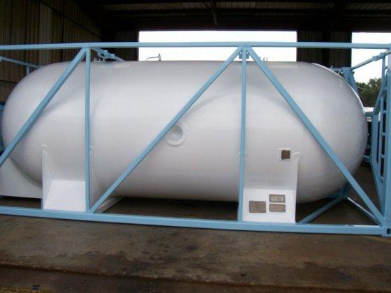 27.6 Bar Gas Tank, Quantity