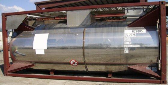 DOT51 T22 class ISO Tanks