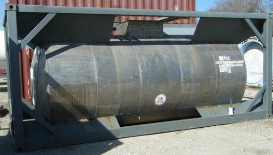 DOT51 T20 class ISO Tanks