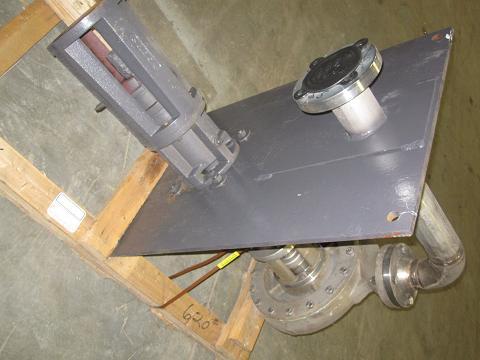 Gusher Stainless Steel Vert. Heavy