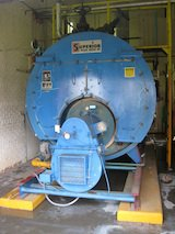 350HP, Superior Boiler, 12, 175PPH,