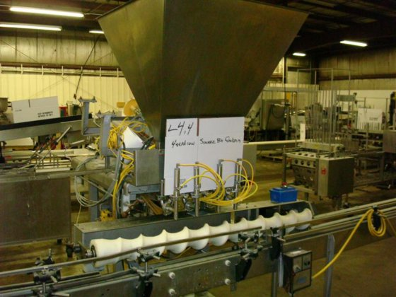 Filler, Hinds Bock, Model 4P64DA3