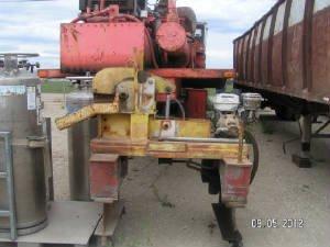 """7"""" Hydraulic Shear Unit being"""