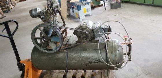 Usedcompressor Fabweldk61 Ref 1784bm In Ontario Canada