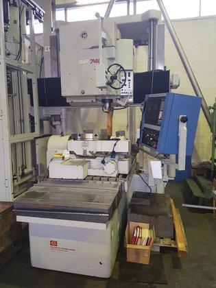 Sip 740 Cnc Cnc Jig Boring Machine 17841 In Brugg