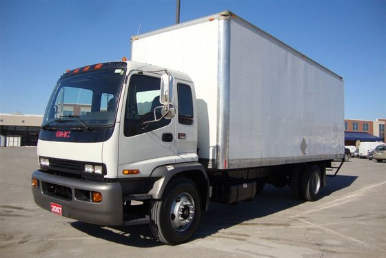 2007 GMC T7500 SOLD BUT
