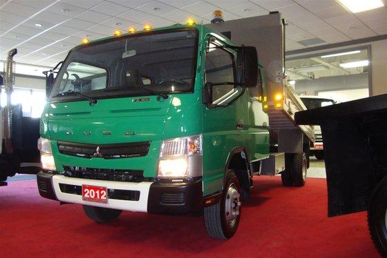 2012 Mitsubishi FUSO FE160 Canter