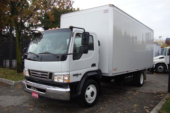2009 Ford LCF Cab over,18ft